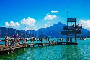 Mondsee, Austria, Europe