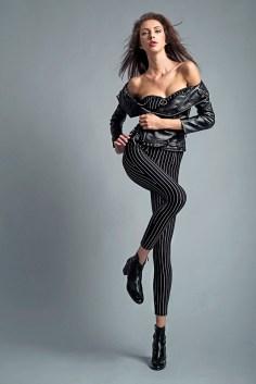 Dasha modeling portfolio created by Fashion Photographer Tanya Antalikova