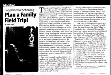 Tanya Frank - Portfolio - LA Family magazine