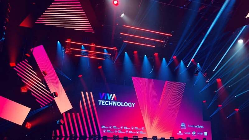 Viva Technology 2019 in Paris