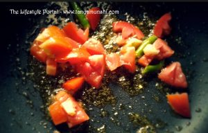 Black Pomfret in Tomato Gravy