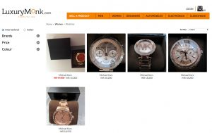 luxurymonk - the best place to buy & sell branded seconds
