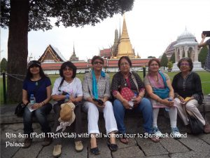Rita Sen & Group in Bangkok