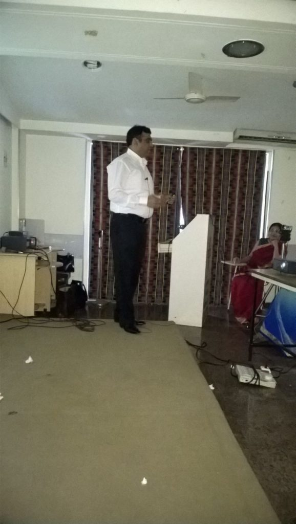 Dr. Rajesh Kasla - talking about EQ Skills