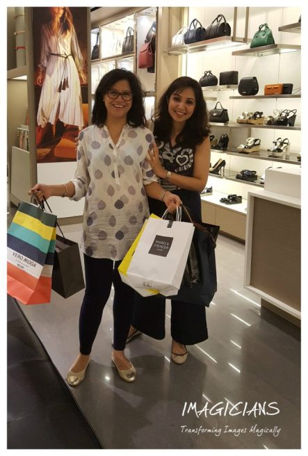 On a Personal Shopping Experience with Jasmine Arora