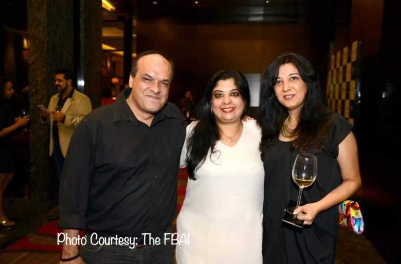 Saloni Mirchandani Malkani & Sameer Malkani the founders of the Food Blogger's Association of India (FBAI).