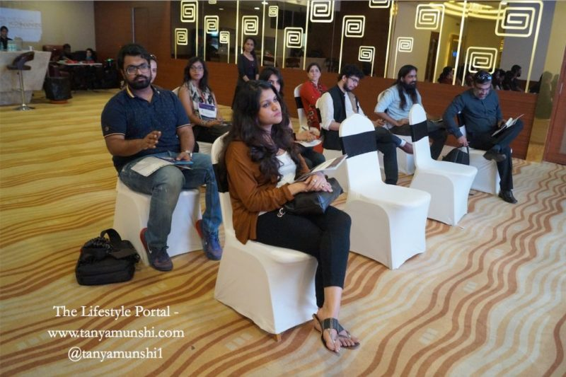 Some of the top film & entertainment bloggers from Mumbai at the meet
