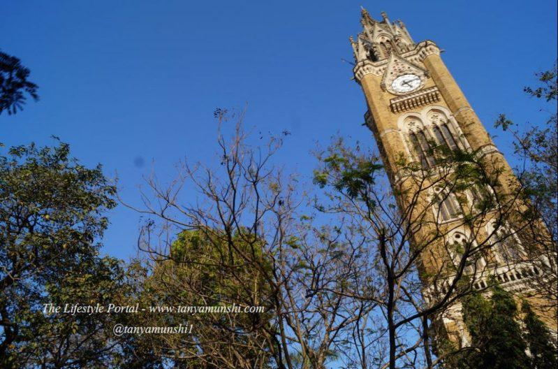 Standing tall & proud - The Rajabai Clock Tower