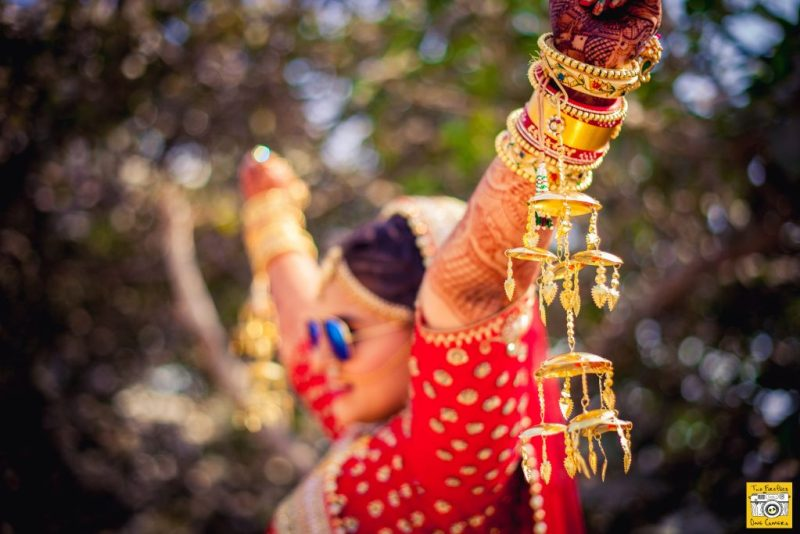 Celebrating the colours of an Indian wedding