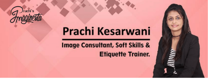 Prachi Kesarwani, the founder of IMAGINESTA