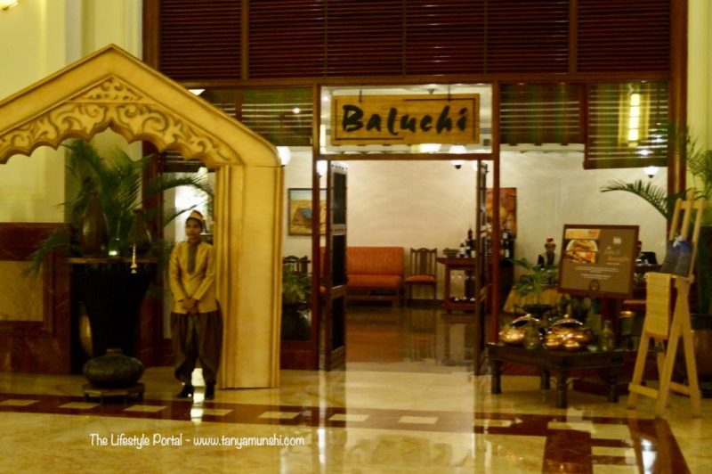 Welcome to Baluchi, the gateway to ethnic fine dining cuisine in Mumbai