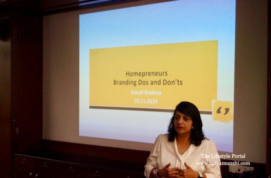 Sonali Karande Brahma, Independent Brand Strategist