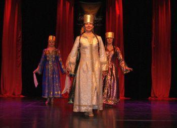 Russisch Persischer Tanz