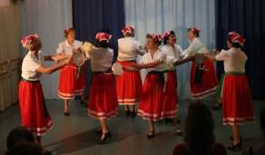 Herbst Rosen Tarantella Senioren tanzen