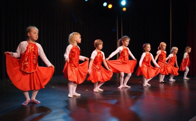 Chinesischer Tanz