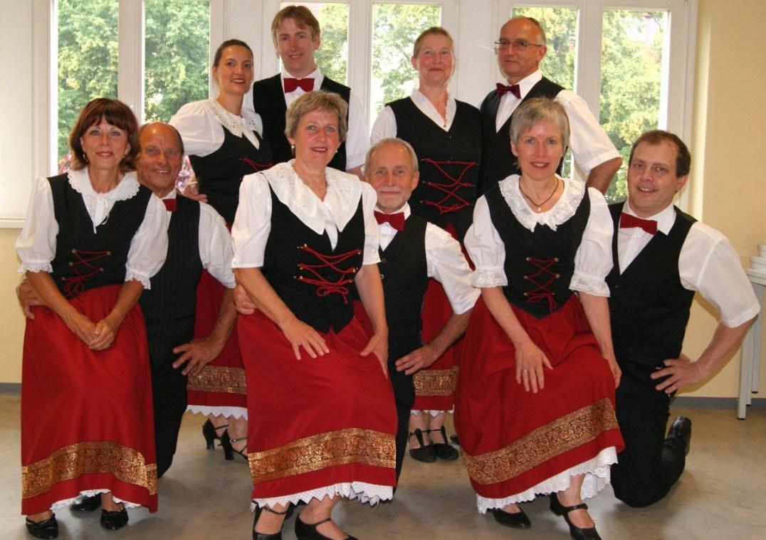 Deutsche Tänzer