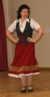 Tanzlehrerin