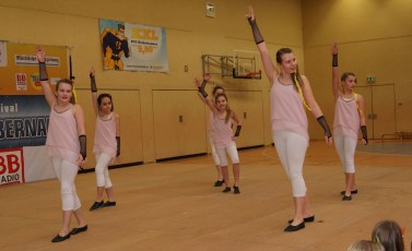 Tanzfestival Bernau 2015 - Kindertanz Powergirls 1