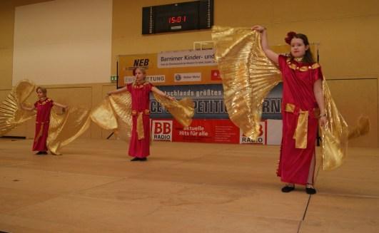 Tanzfestival Bernau 2015 - Oriental- Wüstenblumen Isis Wings 12