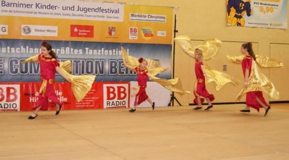 Tanzfestival Bernau 2015 - Oriental- Wüstenblumen Isis Wings 8