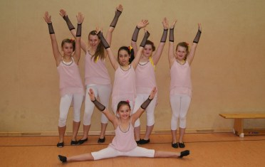 Tanzfestival Bernau 2015 - Powergirls1