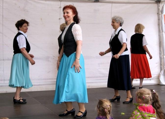Israelischer Tanz
