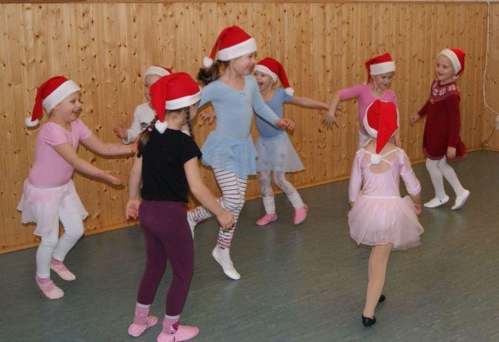 Tanzmäuse - 10 kleine Nikoläuse