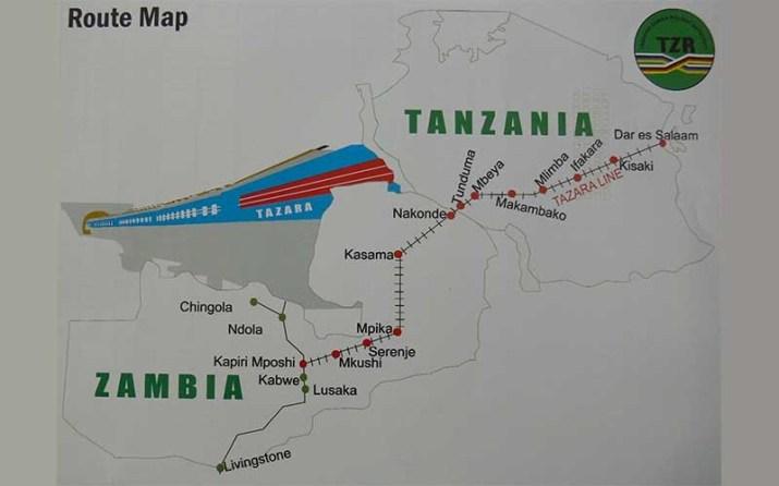 Résultats de recherche d'images pour «The Tanzania-Zambia Railway Authority TAZARA logo»