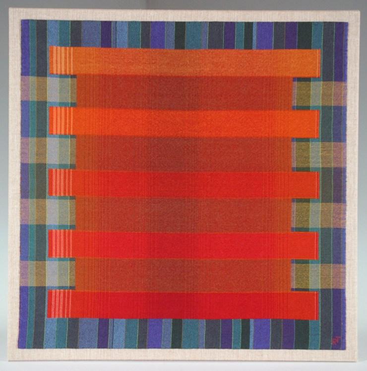 Red to Orange gradation