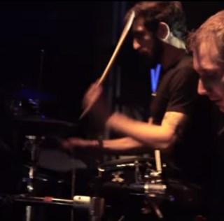 Citizen Kain Live Drums