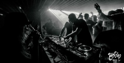fryhide presents showcase at Bestial Beach Club during OFFSonar