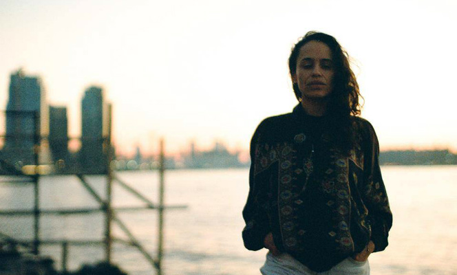Joyce Muniz, fusing the sounds of her homeland with the contemporary beats of the city.