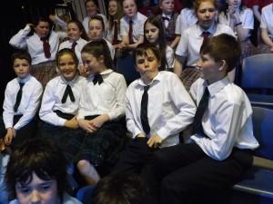 National Children's Choir 2013- Taobh na Coille
