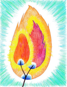 image of trinity Flame