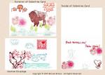 img of Valentine card
