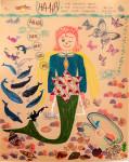 2-21-92 Miri Mermaid