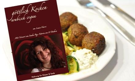 """Das vegane Ostermenü """"Göttlich kochen – arabisch vegan"""""""