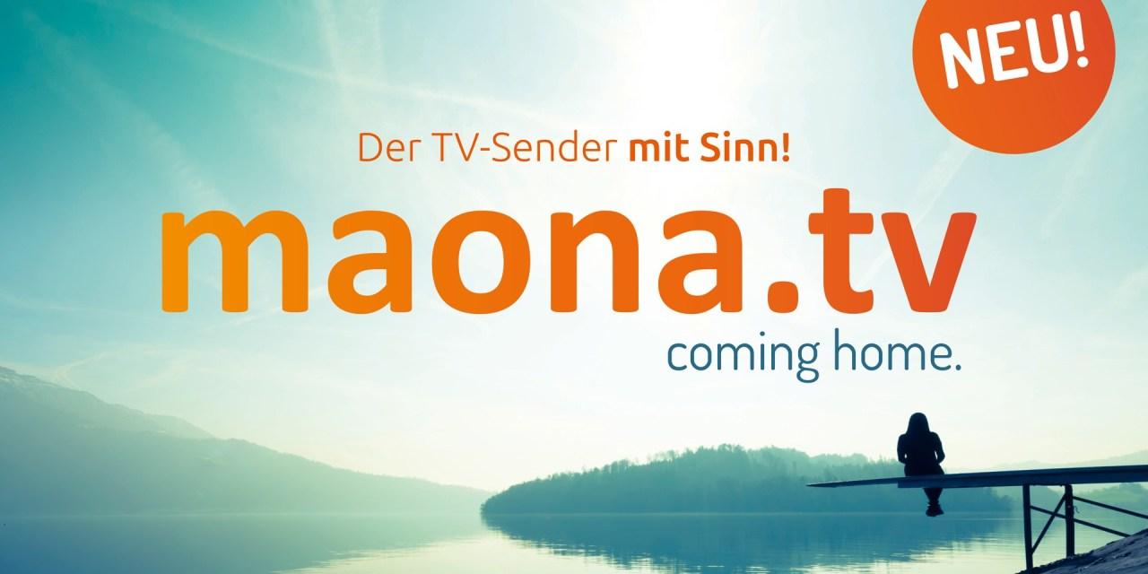 maona.tv – Der TV Sender mit Sinn