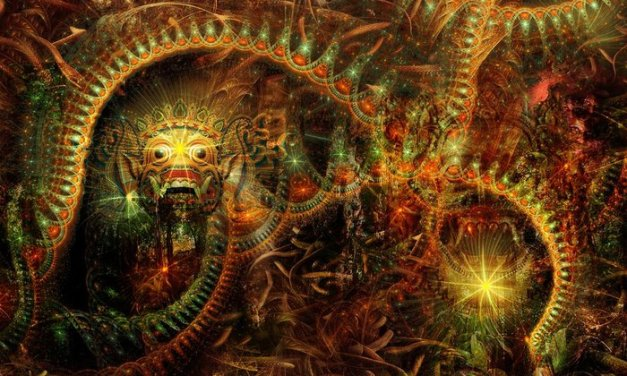 The Sound of DMT