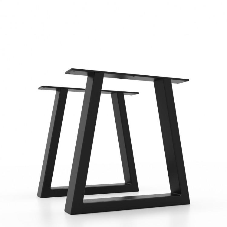 pieds de table basse industriel fabriques artisanalement