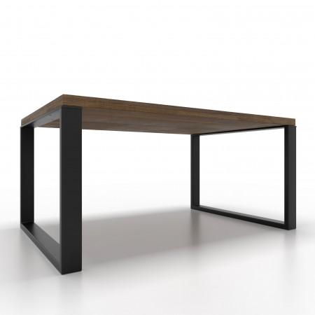 2x metal coffee table bench legs u shaped upt5020