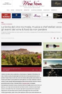 La Sicilia del vino tra moda, musica e chef stellati: ecco gli eventi del wine & food da non perdere - WineNews
