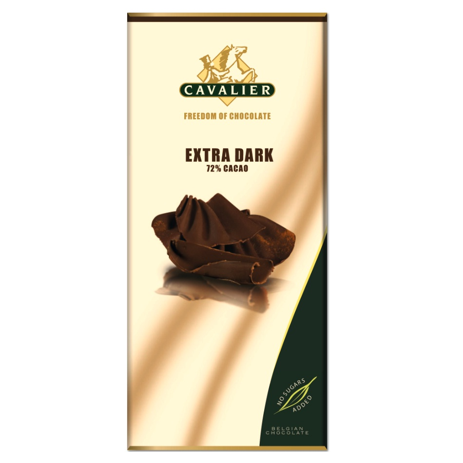 Cavalier No Added Sugar Chocolate from TAOS Gifts