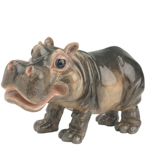 Hettie little paws hippo critter hippopotamus
