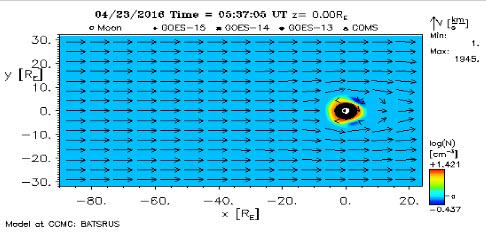 Magnetosphere-DURING-Collapse_Interstellar-Mag-reversal