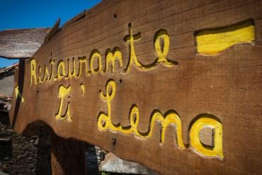 Restaurante Ti lena aldeia do talasnal