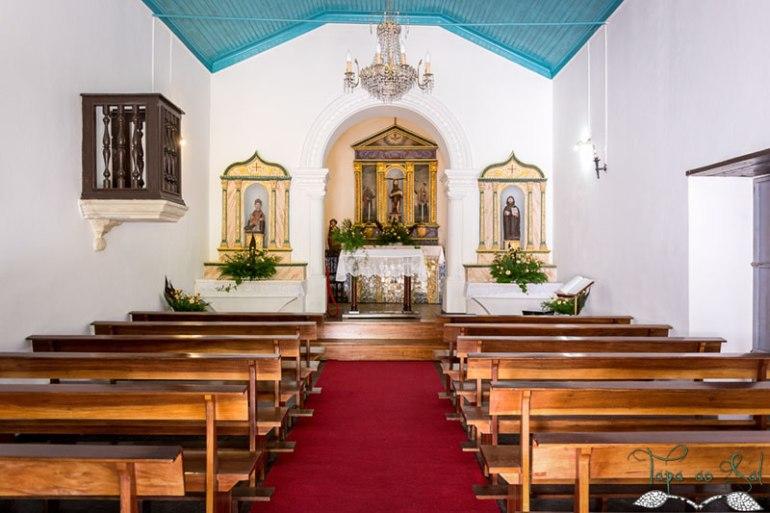 Capela do Senhor da Agonia e Cruzeiro