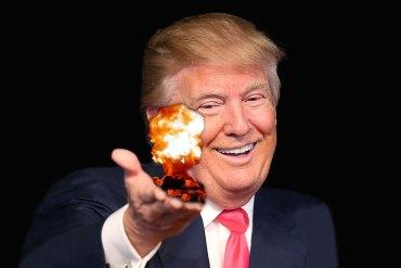 tomada de posse de Donald Trump