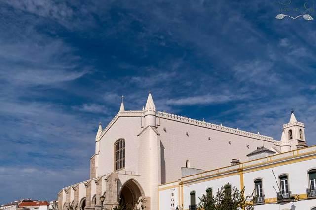 igreja de são francisco Évora