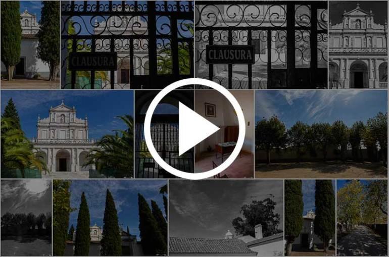 Convento da Cartuxa em Évora - fotografias